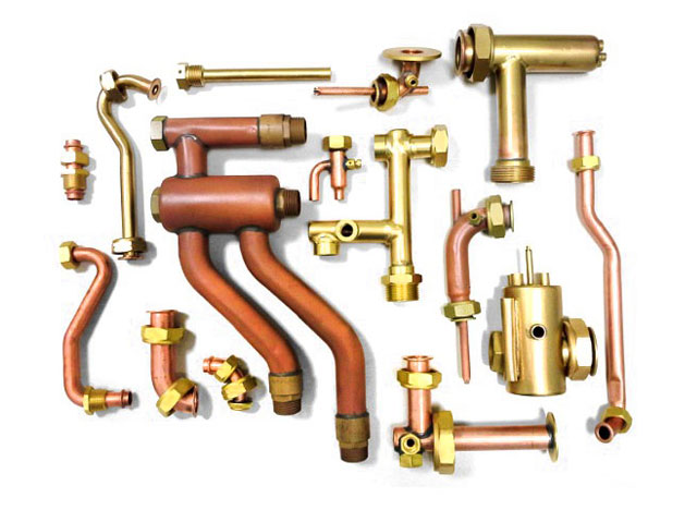 Production of heating equipment: boilers, hydro-stoves, fireplaces heating systems.
