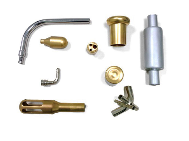Production of particular components.